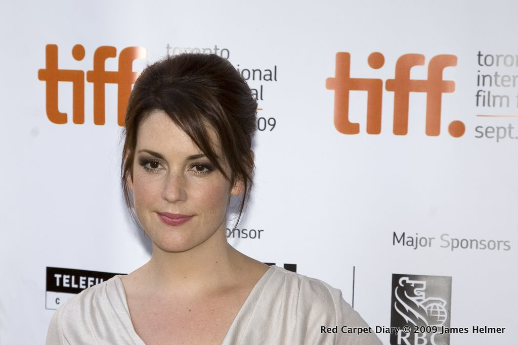 Melanie Lynskey on the red carpet at the Ryerson Theatre for the screening of Up in the Air, Sept 13, 2009, during the Toronto International Film Festival.